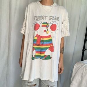 Vintage Sweat Bear T-shirt